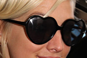 Ashlee Simpson Heart Sunglasses