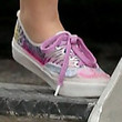 Ashley Benson Shoes - Canvas Shoes