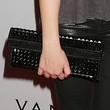 Ashley Benson Studded Clutch