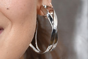 Ashley Graham Hoop Earrings