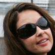 Ashley Judd Sunglasses - Butterfly Sunglasses