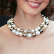 Ashley Judd Fresh Water Pearls