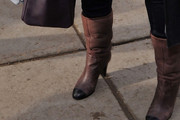 Ashley Judd Mid-Calf Boots