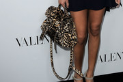 Ashley Madekwe Designer Backpack
