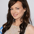 Ashley Rickards Hair - Long Curls with Bangs