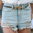 Audrina Patridge Clothes - Denim Shorts