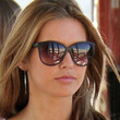 Audrina Patridge Oversized Sunglasses
