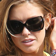Audrina Patridge Sunglasses - Square Sunglasses