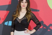 Blanca Suarez Fitted Blouse
