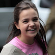 Bailee Madison Half Up Half Down