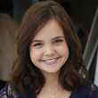 Bailee Madison Medium Wavy Cut
