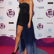 Bar Refaeli Fishtail Dress