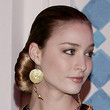 Beatrice Borromeo Hair - Chignon