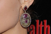 Bella Heathcote Dangling Gemstone Earrings