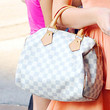 Bella Thorne Handbags - Leather Bowler Bag