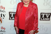 Betty White Evening Coat