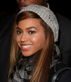 Beyonce Knowles Cable Beanie