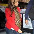 Beyonce Knowles Accessories - Patterned Scarf