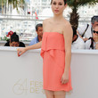 Blanca Suarez Clothes - Strapless Dress