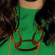 Brenda Strong Bronze Statement Necklace
