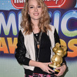 Bridgit Mendler Zip-up Jacket
