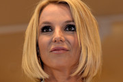 Britney Spears Short Hairstyles