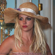 Britney Spears Sun Hat
