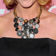 Brittany Snow Jewelry - Bronze Statement Necklace