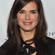 Brooke Shields Hair - Long Side Part