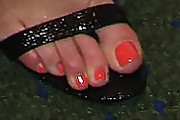 Brooklyn Decker Bright Nail Polish