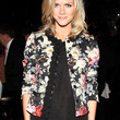 Brooklyn Decker Clothes - Cropped Jacket