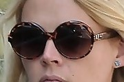 Busy Philipps Modern Sunglasses