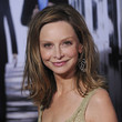 Calista Flockhart Hair - Medium Straight Cut