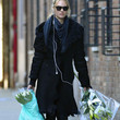 Candice Swanepoel Clothes - Wool Coat