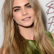 Cara Delevingne Long Center Part
