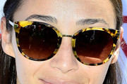 Cara Santana Cateye Sunglasses