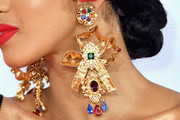 Cardi B Chandelier Earrings
