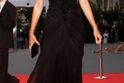 Carey Lowell Evening Dress