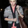 Carey Mulligan Clothes - Cardigan