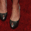 Carla Gugino Peep Toe Pumps