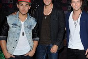 Carlos Pena Jr. Denim Jacket
