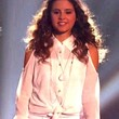 Carly Rose Sonenclar Clothes - Button Down Shirt