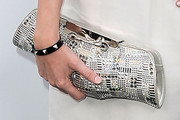 Carly Steel Hard Case Clutch