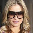 Carmen Electra Designer Shield Sunglasses