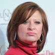 Caroline Manzo Hair - Medium Layered Cut