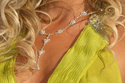 Carrie Underwood Diamond Lariat Necklace
