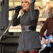 Carrie Underwood Clothes - Wool Coat