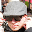 Casper Smart Newsboy Cap