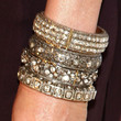 Catherine Zeta Jones Jewelry - Gold Bracelet