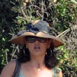 Catherine Zeta Jones Hats - Sun Hat